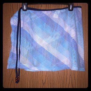 Other - Blue Mini Sarong sz XL (15)
